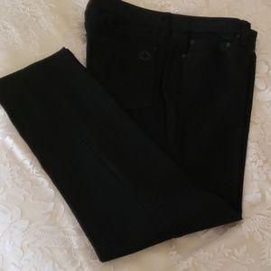 NWOT Tory Burch, Black Skinny Jeans, 31